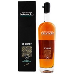 Takamaka St. André 8 year old Rum 1L