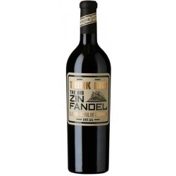 Thing Big, Lodi Zinfandel 2015 0,75L