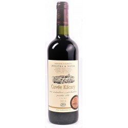 Vinařství Jedlička, Cuveé Kacáry Pozdní sběr 2015 0,75L