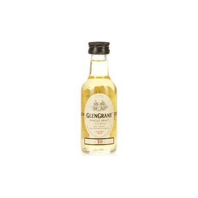Glen Grant Whisky 10yo 0,05L