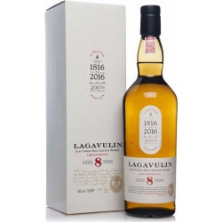 Lagavulin 200th Anniversary Limited Edition Whisky 8yo 0,7L