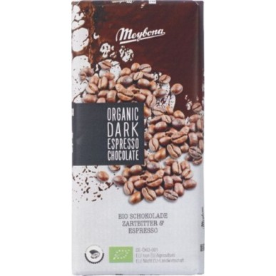 Meybona Organic Dark - čokoláda s 72% kakaa 100g