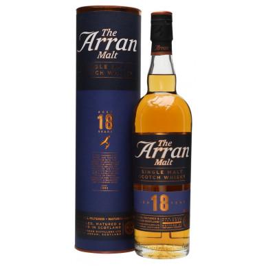 Arran Whisky 18yo 0,7L