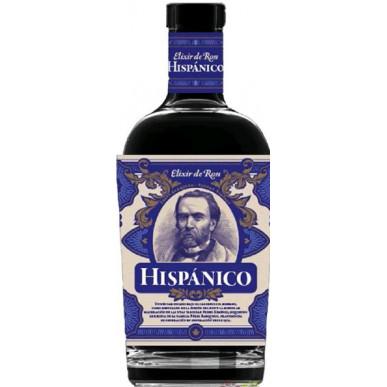 Hispanico Elixir Caribbean Rum Liqueur 0,7L