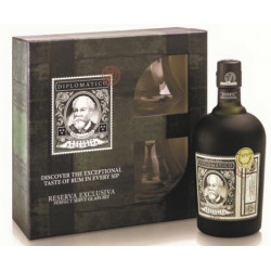 Diplomatico Reserva Exclusiva 2014 Edition Rum 0,7L