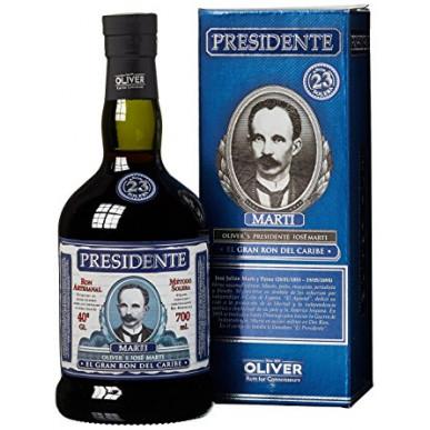 Presidente Rum 23 let 0,7L