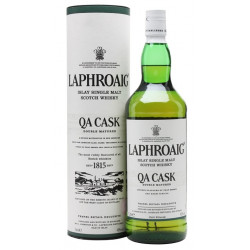 Laphroaig QA Cask Double Matured Whisky 1L