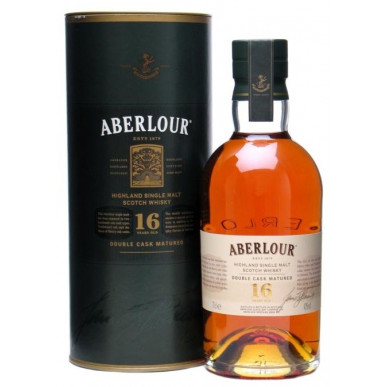 Aberlour Double Cask Matured Whisky 16yo 0,7L