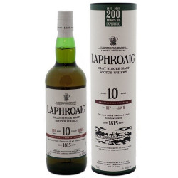 Laphroaig 200 Years Limited Edition Whisky 10yo 0,7L