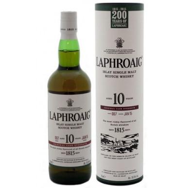 Laphroaig 200 Years Limited Edition Whisky 10yo 0,7L