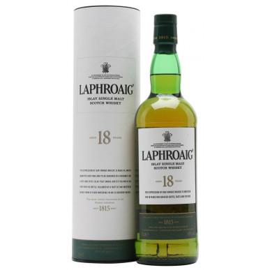 Laphroaig Whisky 18yo 0,7L