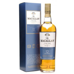 Macallan Fine Oak Whisky 12yo 0,7L
