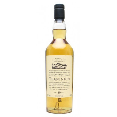 Teaninich Flora & Fauna Whisky 10yo 0,7L