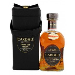 Cardhu Special Cask Reserve Leatherbag Whisky 0,7L