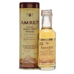 Amrut Single Malt Whisky 0,05L