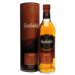 Glenfiddich Rich Oak Whisky 14 let 0,7L