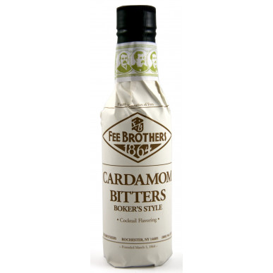 Fee Brothers Cardamom Bitters 0,15L