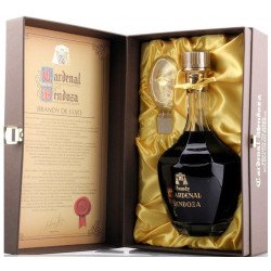 Cardenal Mendoza Solera Gran Reserva Decanter Deluxe de Jerez Brandy 0,7L