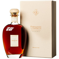 Fernando de Castilla Solera Gran Reserva Selecto Brandy 0,7L