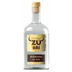 Pálenice Zubří Hruškovice 0,5L
