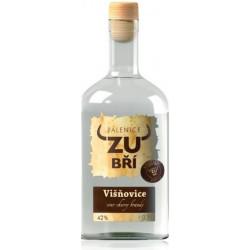Pálenice Zubří Višňovice 0,5L