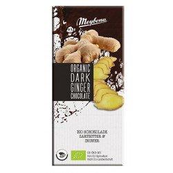 Meybona Organic Dark Ginger - čokoláda 100g