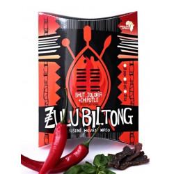 Zulu Biltong Bhut Jolokia 50g