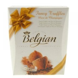 Belgian - Fancy Truffles bonboniéra champagne pralinky 200g