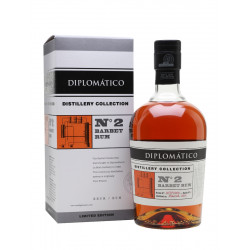 Diplomatico Distillery Collection No.2 Barbet Column Rum 0,7L