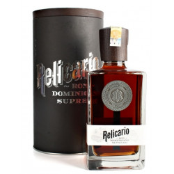 Ron Relicario Dominicano Supremo Solera Rum 15yo 0,7L
