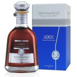 Diplomatico Single Vintage 2002 Rum 0,7L
