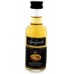 Speyside Whisky 12yo 0,05L