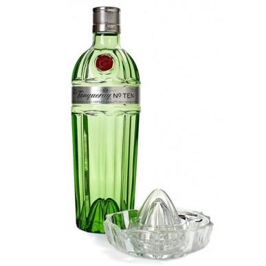 Tanqueray No.10 Limited Edition London Dry Gin 0,7L (+ drtič citrónů)