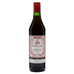 Dolin de Chambery Rouge Vermut 0,75L