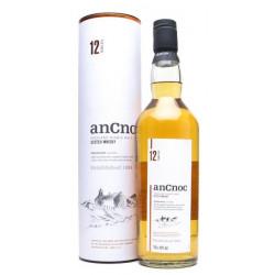 AnCnoc Whisky 12yo 0,7L