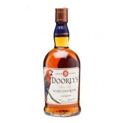 Doorly's Rum 5 let 0,7L