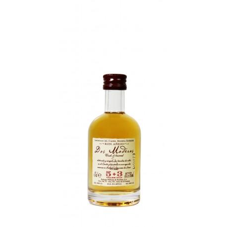 Dos Maderas Anejo 5+3 Rum 0,05L