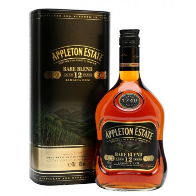 Appleton Estate Rare Blend Rum 12yo 0,7L
