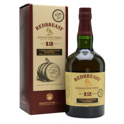 Redbreast Single Pot Still Single Malt Cask Strength Whiskey 12yo 0,7L