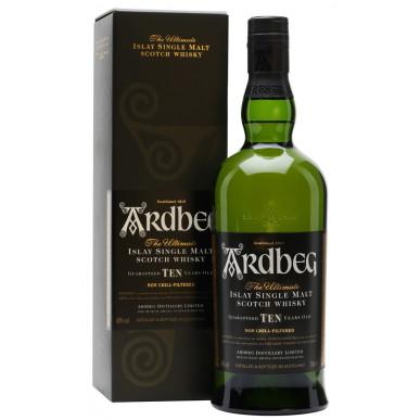 Ardbeg Whisky 10yo 0,7L