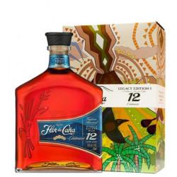 Flor de Cana Centenario Rum 12yo 1L