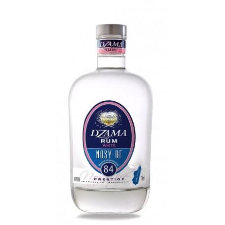 Dzama Nosy-Bé Blanc Prestige Rhum 0,7L