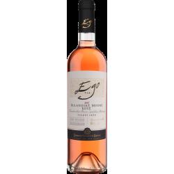 Zámecké Vinařství Bzenec, Ego Rulandské modré rosé pozdní sběr 2016, 0,75L