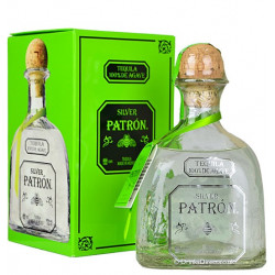 Patron Silver Tequila 1L