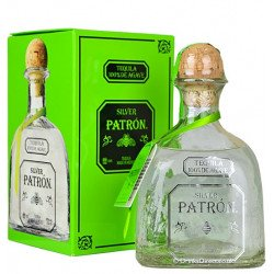 Patron Silver Tequila 1L