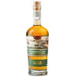 Conde de Cuba Elixir del Caribe Rum 0,7L