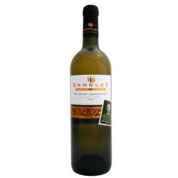 Vinařství Grmolec, Muškát moravský kabinet 2015, 0,75L