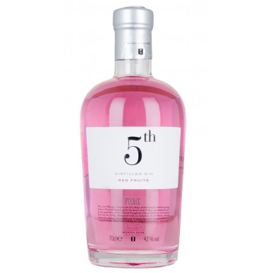 5th Fire Red Fruits Gin 0,7L