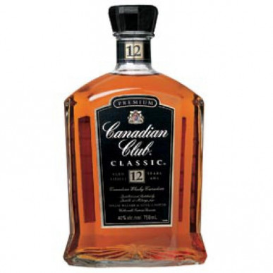 Canadian Club Whisky 12yo 0,7L