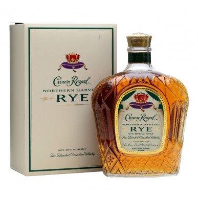 Crown Royal Northern Harvest Rye Whisky 1L